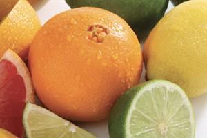 Photo of citrus fruit